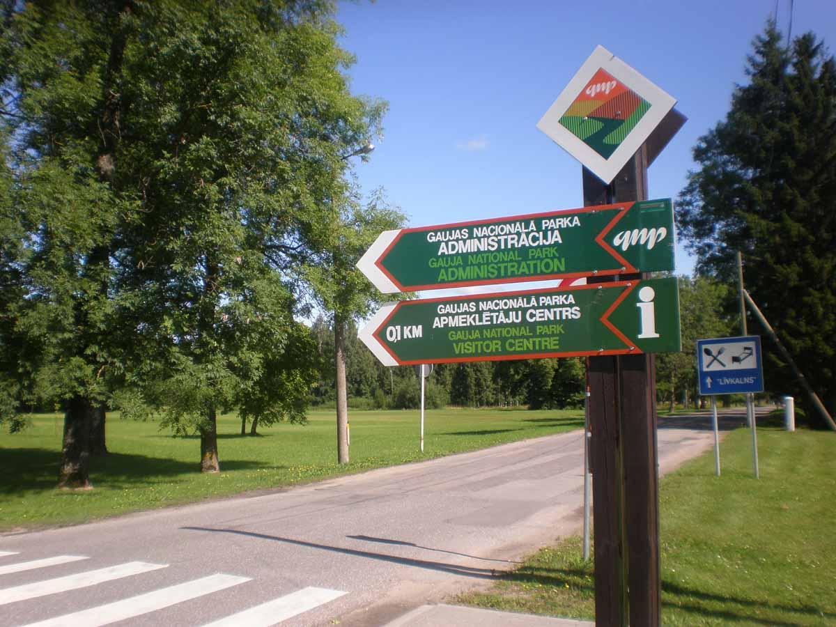 Parque Nacional de Gauja