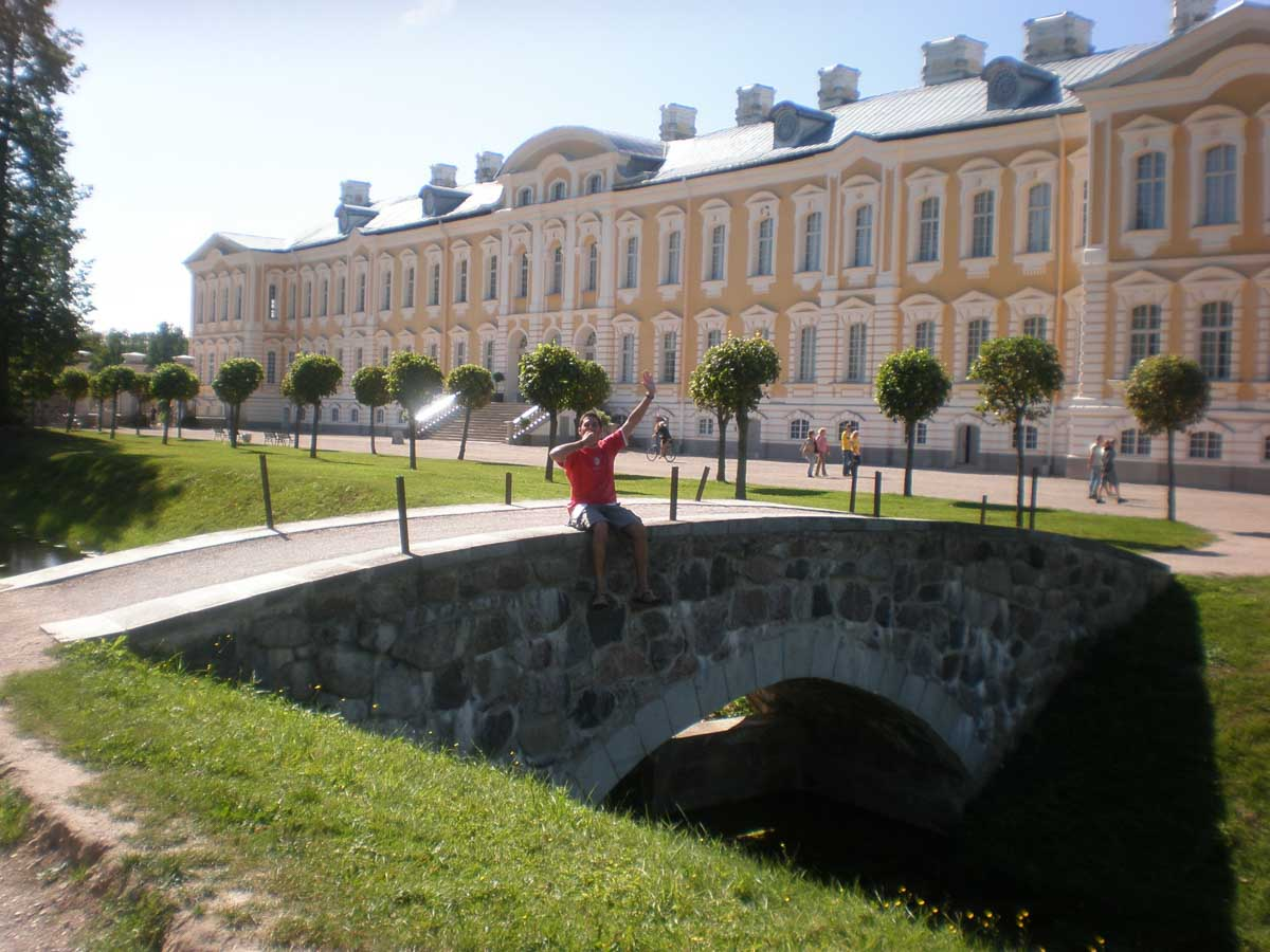 Puente en Kaunas