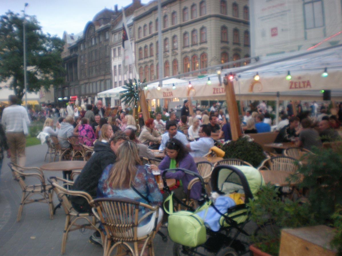 Celebracion en Riga