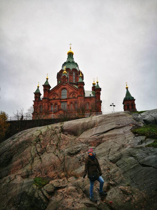 Iglesia ortodoxa de Helsinki