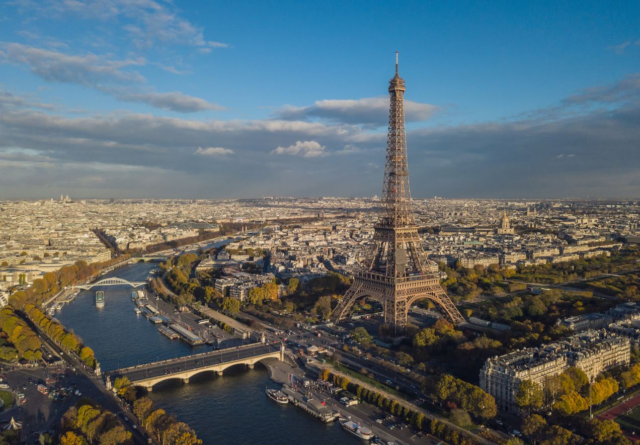Panoramica de Paris