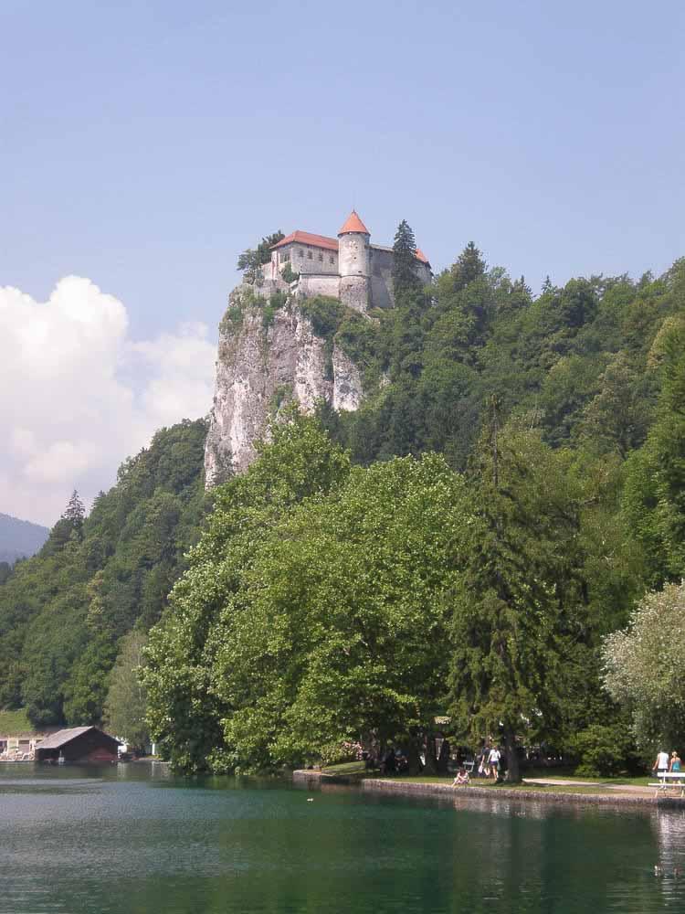 Castillo en Eslovenia