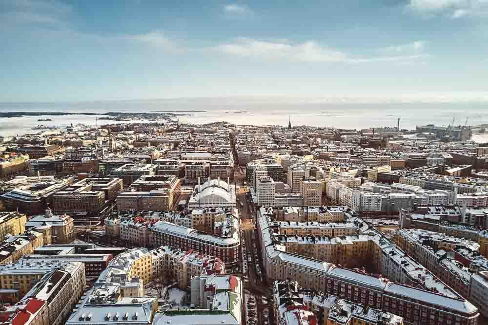 Visitar en Helsinki