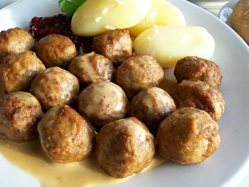 Comer en Estocolmo