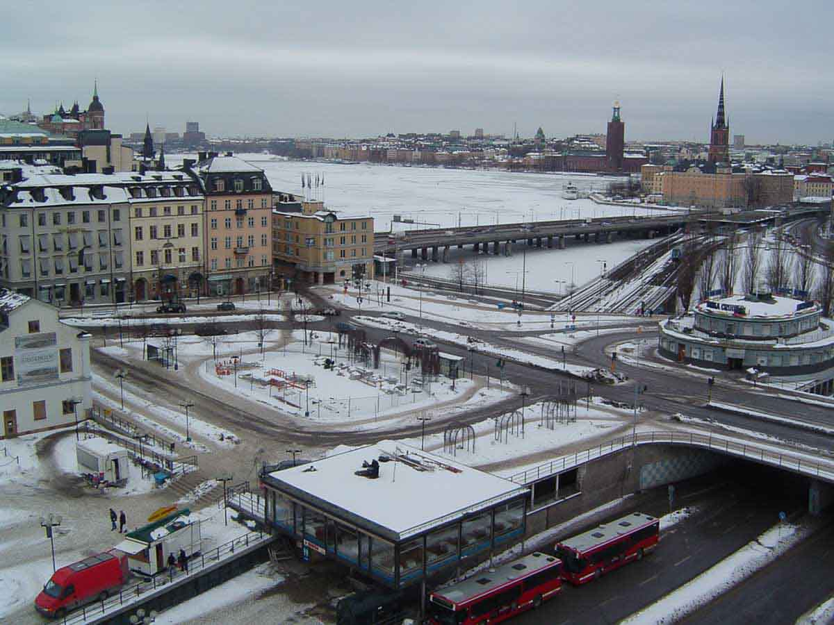 Visitar en Estocolmo