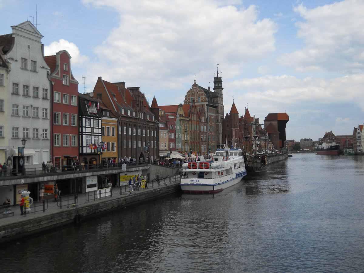 Que visitar en Gdansk