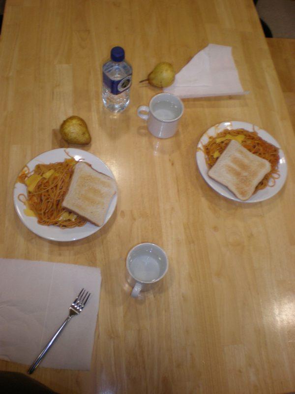 Comer en Irlanda