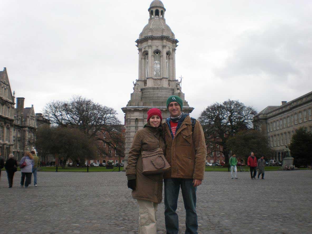Viajar a Irlanda