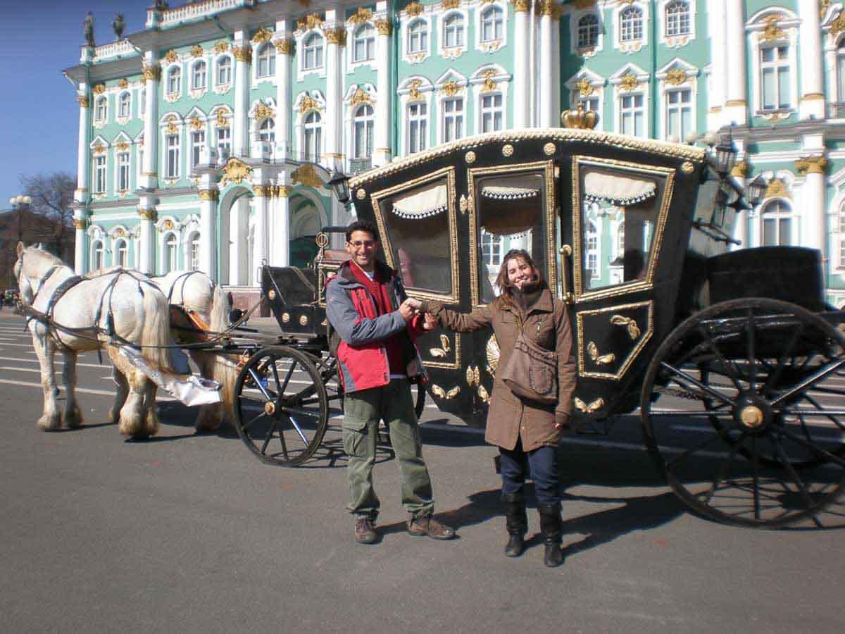 Que visitar en San Petersburgo