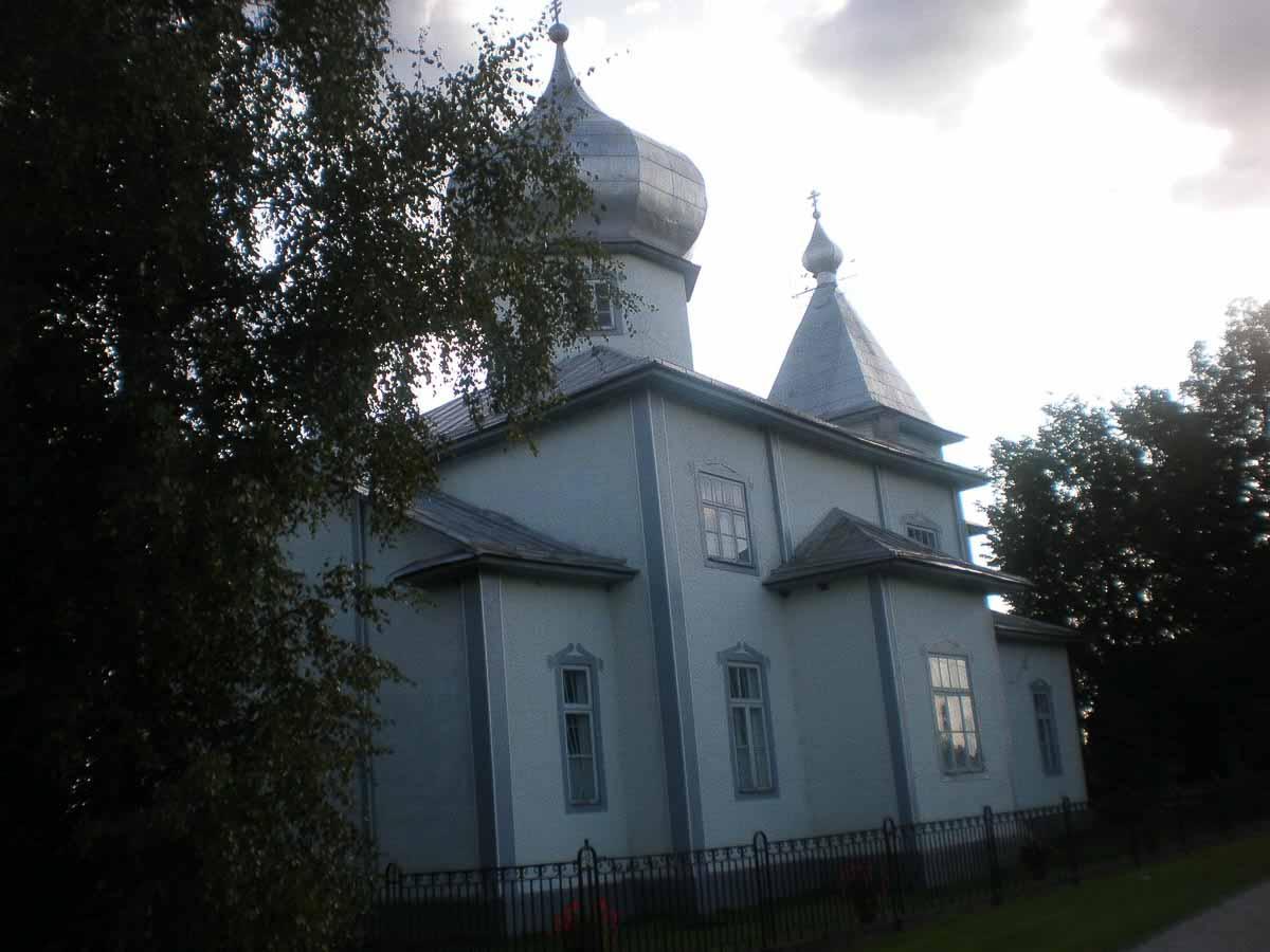 Iglesia baltica