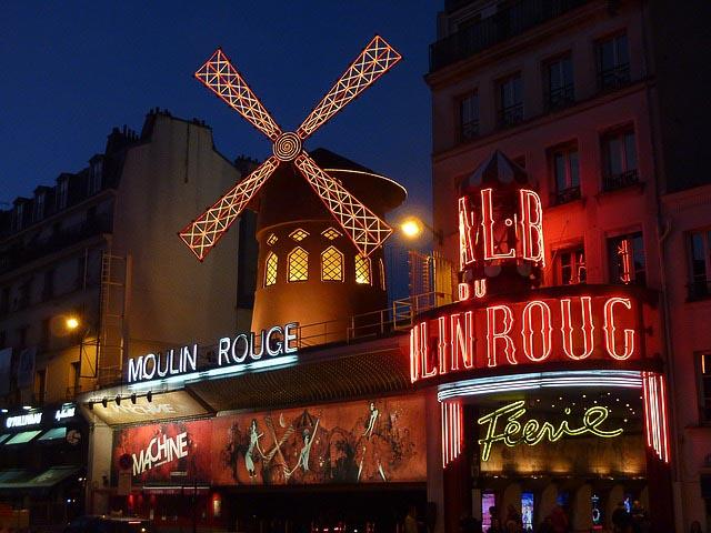Paris en 5 dias