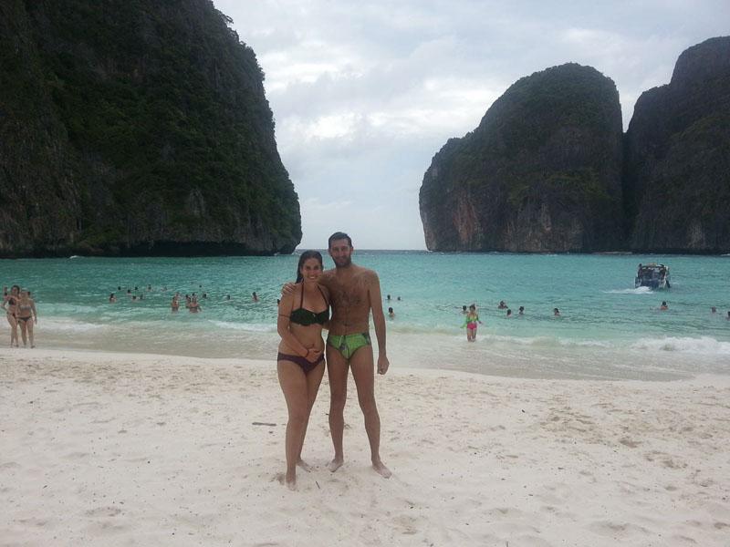 Que ver en Koh Phi Phi
