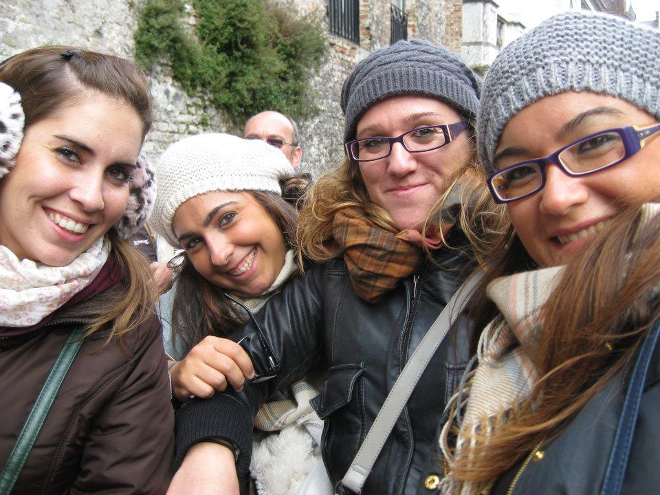 Viaje a Belgica con amigas