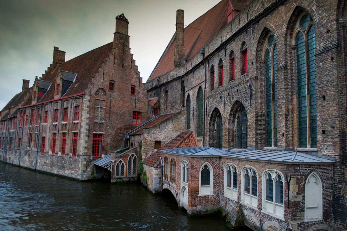 Museos en Gante