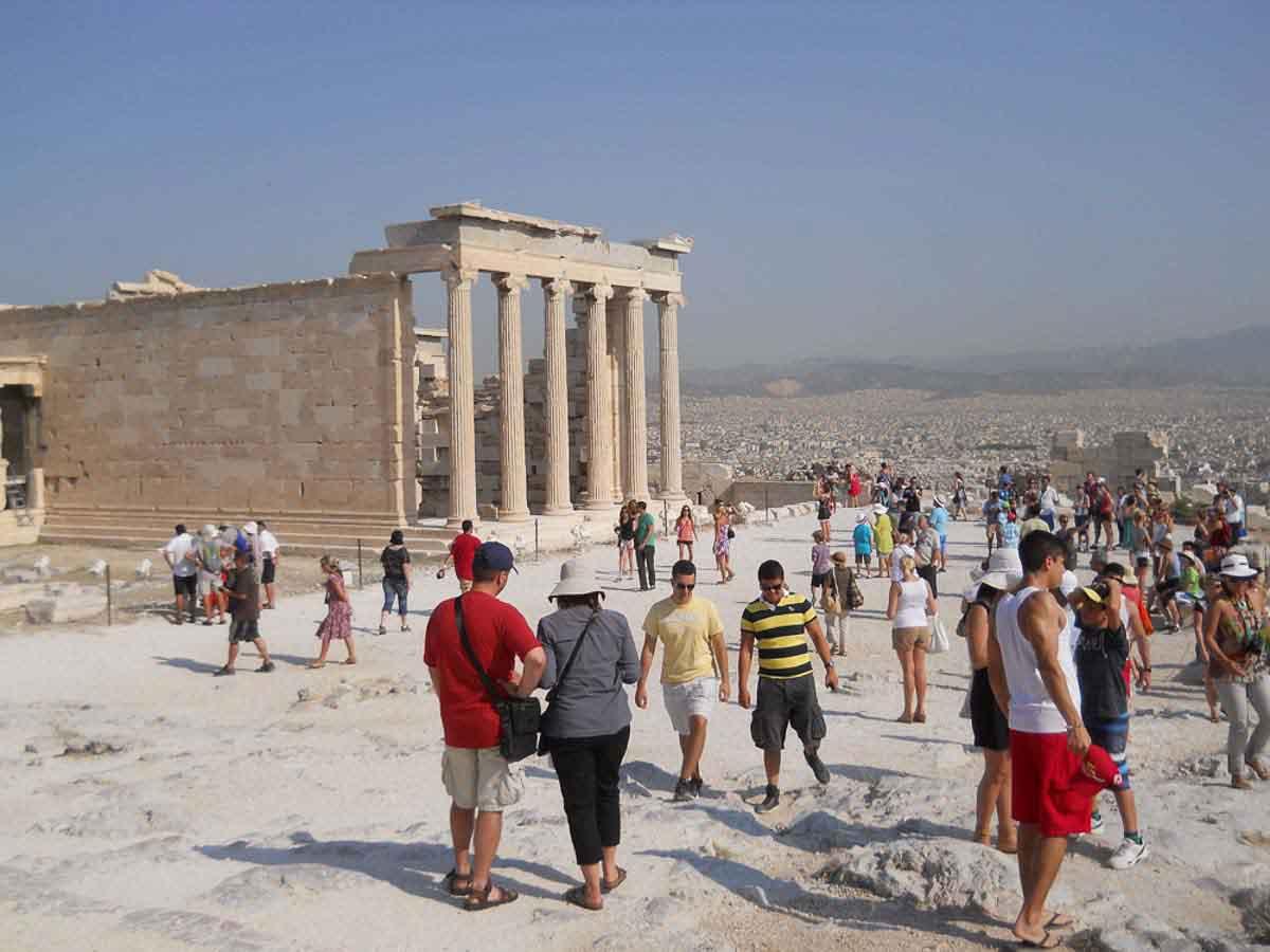 Que visitar en Atenas