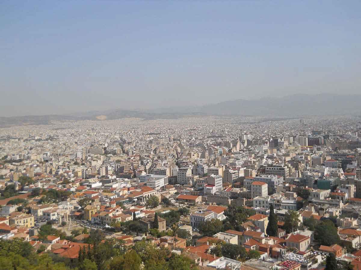 Que hacer en Atenas