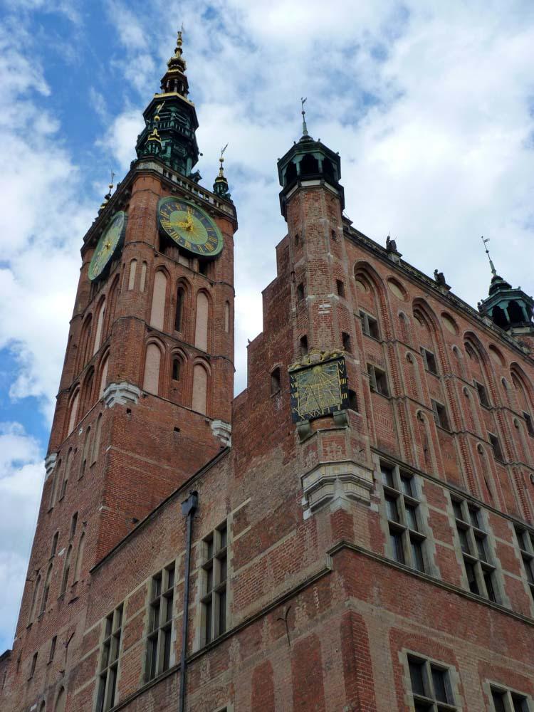 Torre de la carcel en Gdansk