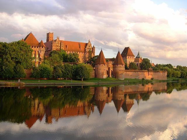 Castillo Malbork, Polonia