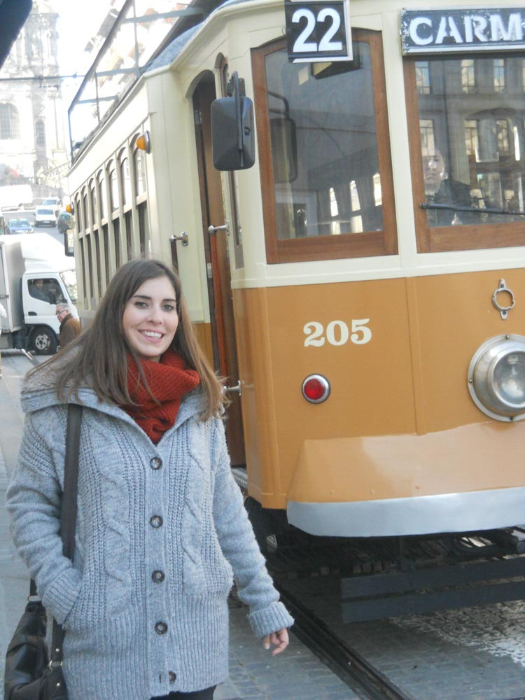 Tranvía de Oporto, Portugal