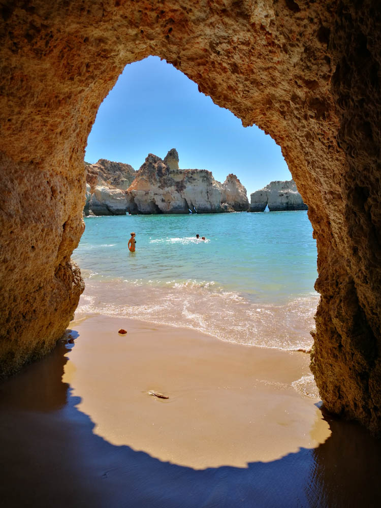 Playa Tres Hermanos