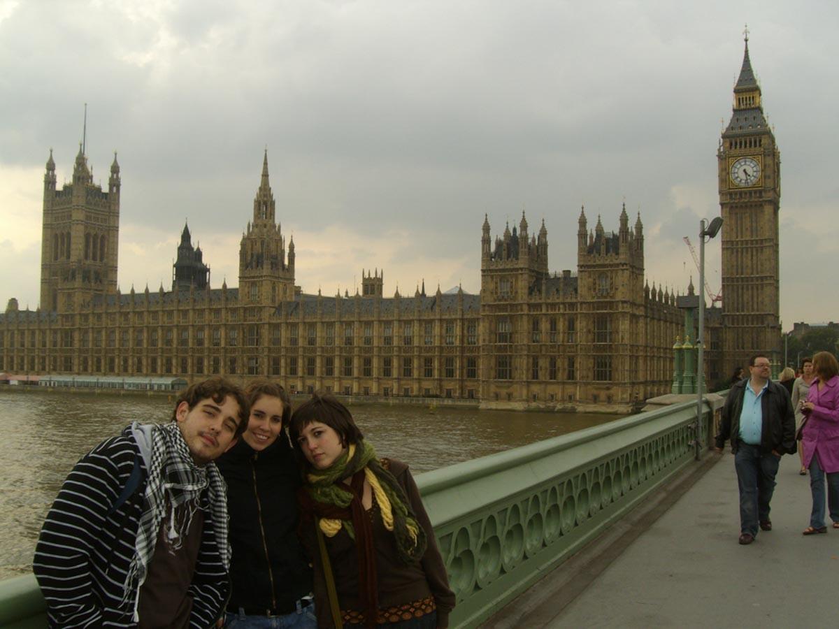Parlamento y Big Ben de Londres