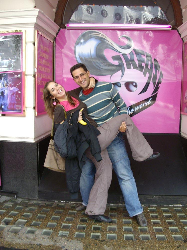 Musical de Grease en Londres