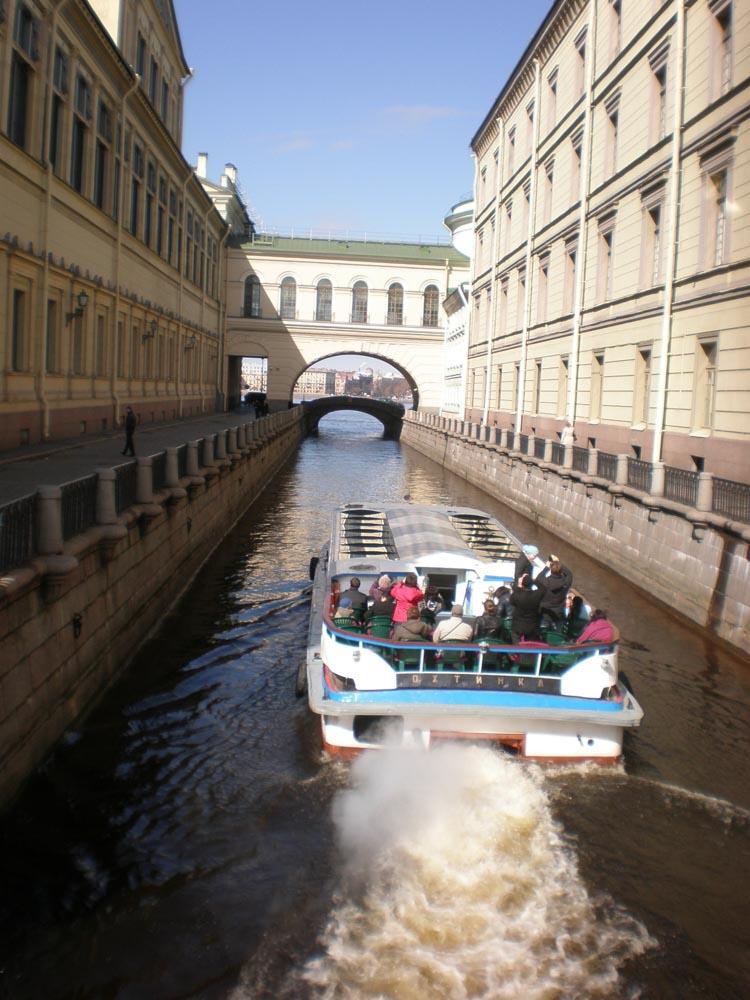 Canales de San Petersburgo