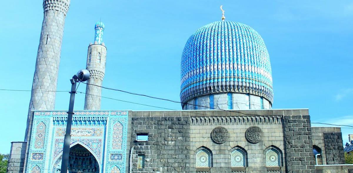 La Gran Mezquita de San Petersburgo
