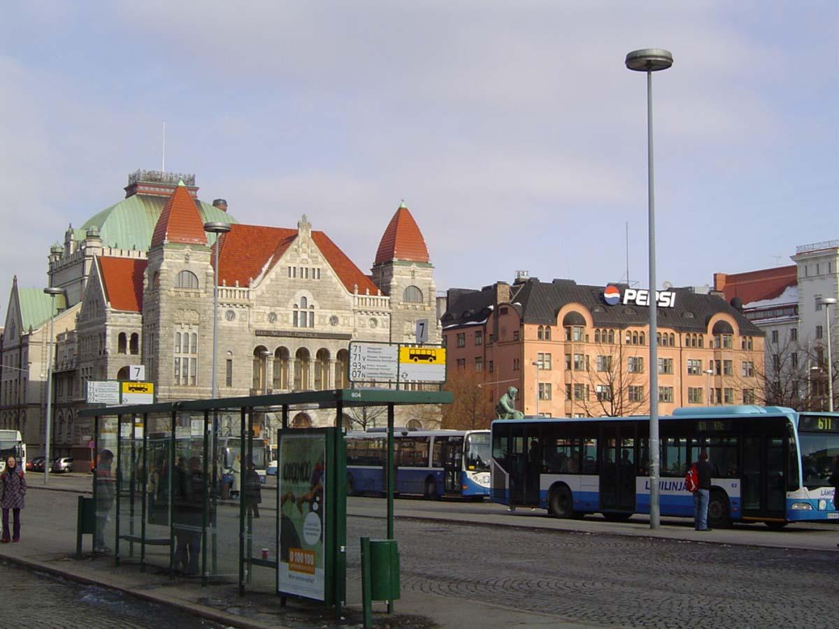 Ciudad vieja de Estocolmo