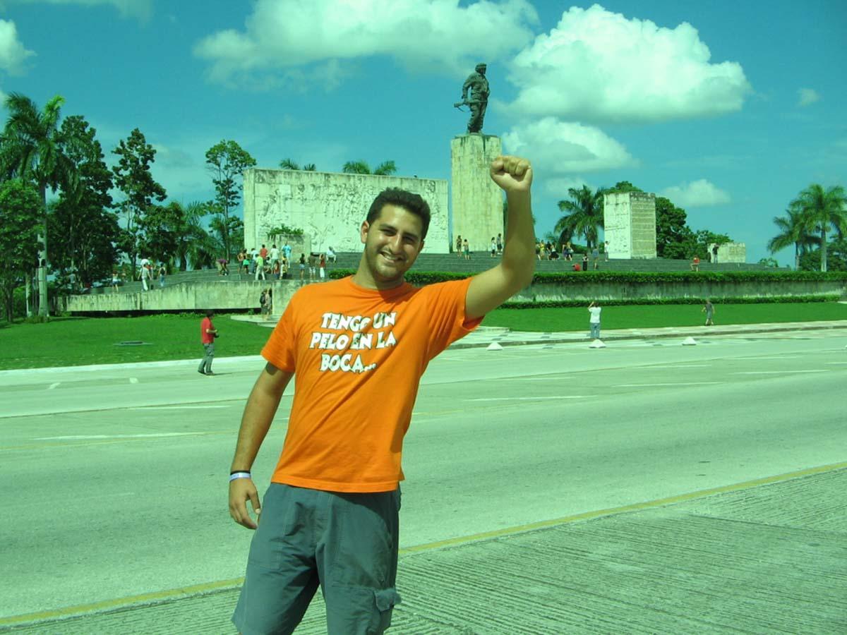 Plaza de la Revolucion en La Habana