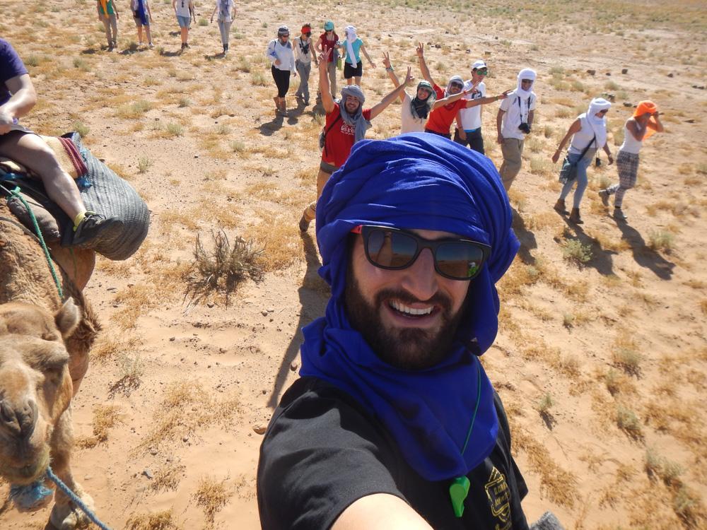 JP en el Desierto