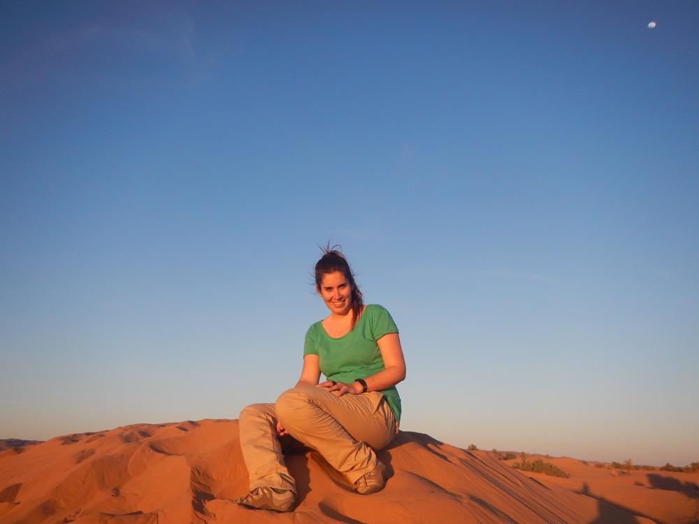 MJ en el Desierto