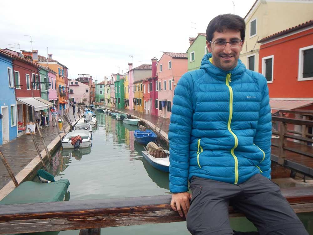 Alrededores de Venecia
