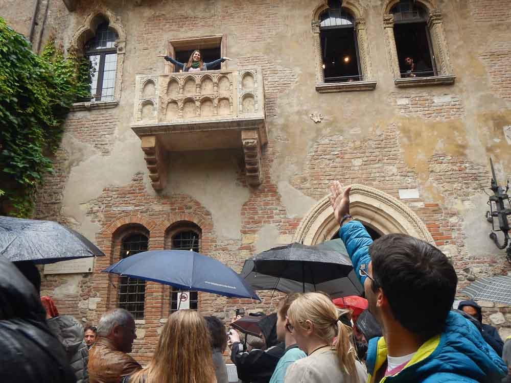 Que visitar en Verona