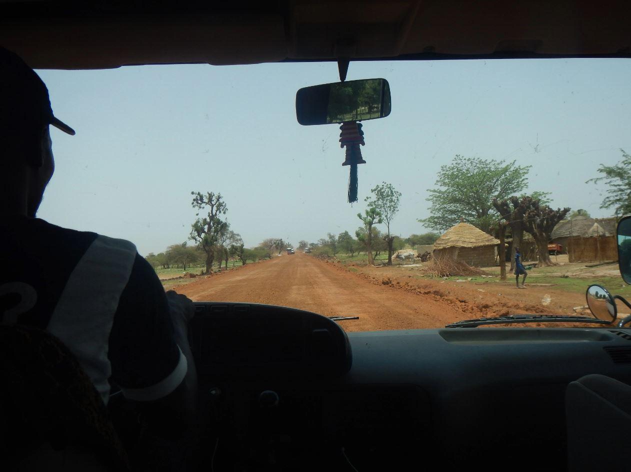 viaje a Tambacounda