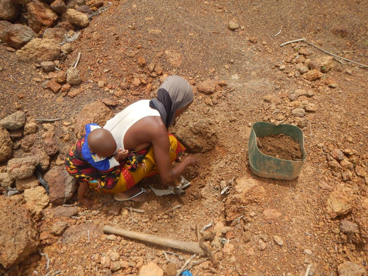 minas de oro en Kédougou
