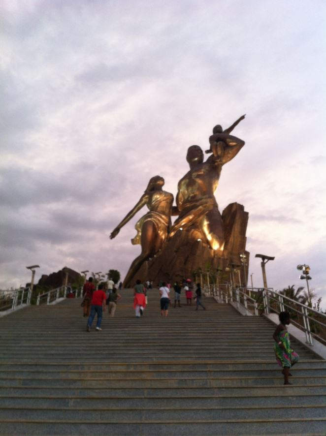 Monumento a la Resistencia Africana