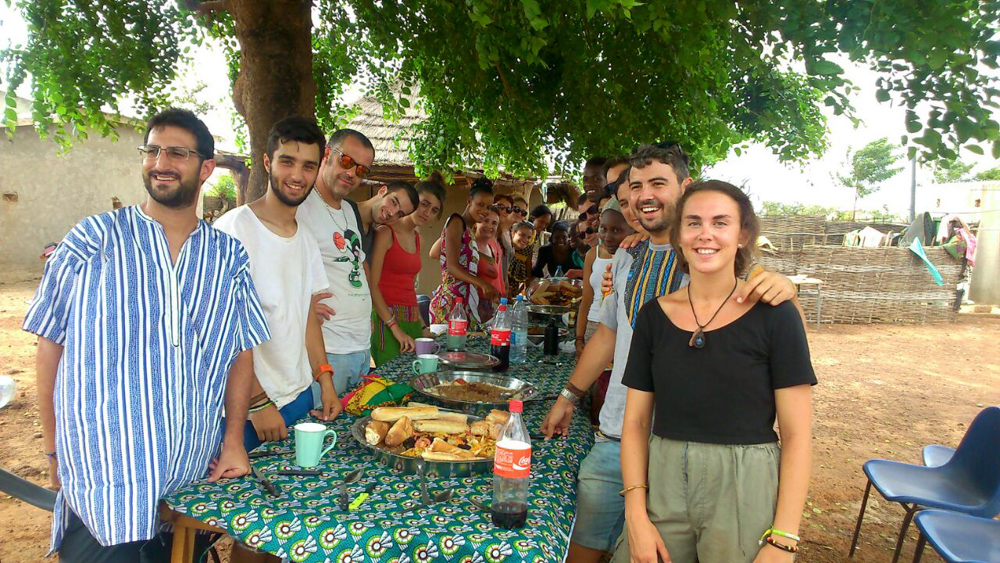 comida en Ramadán