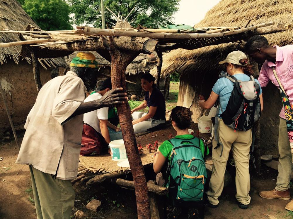 Etnias tribales de Pueblo Basari