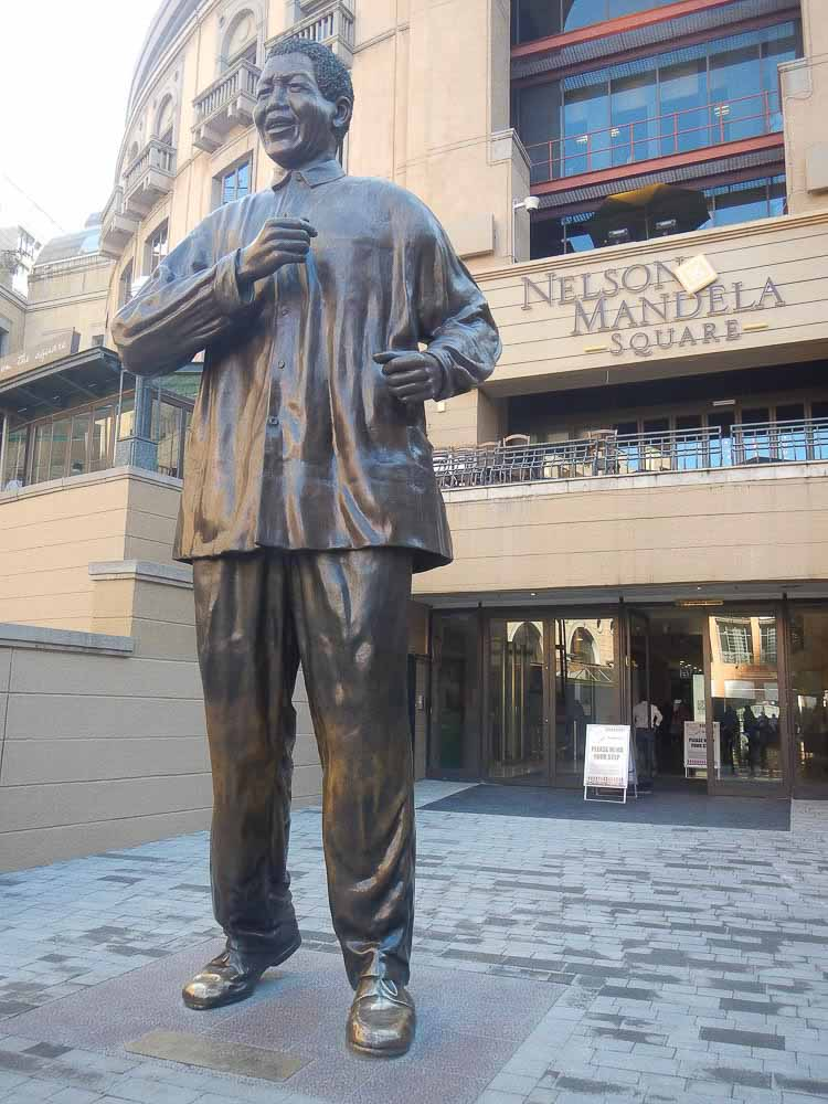Que visitar en Johannesburgo, Sandton