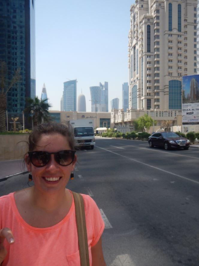 MJ en Qatar