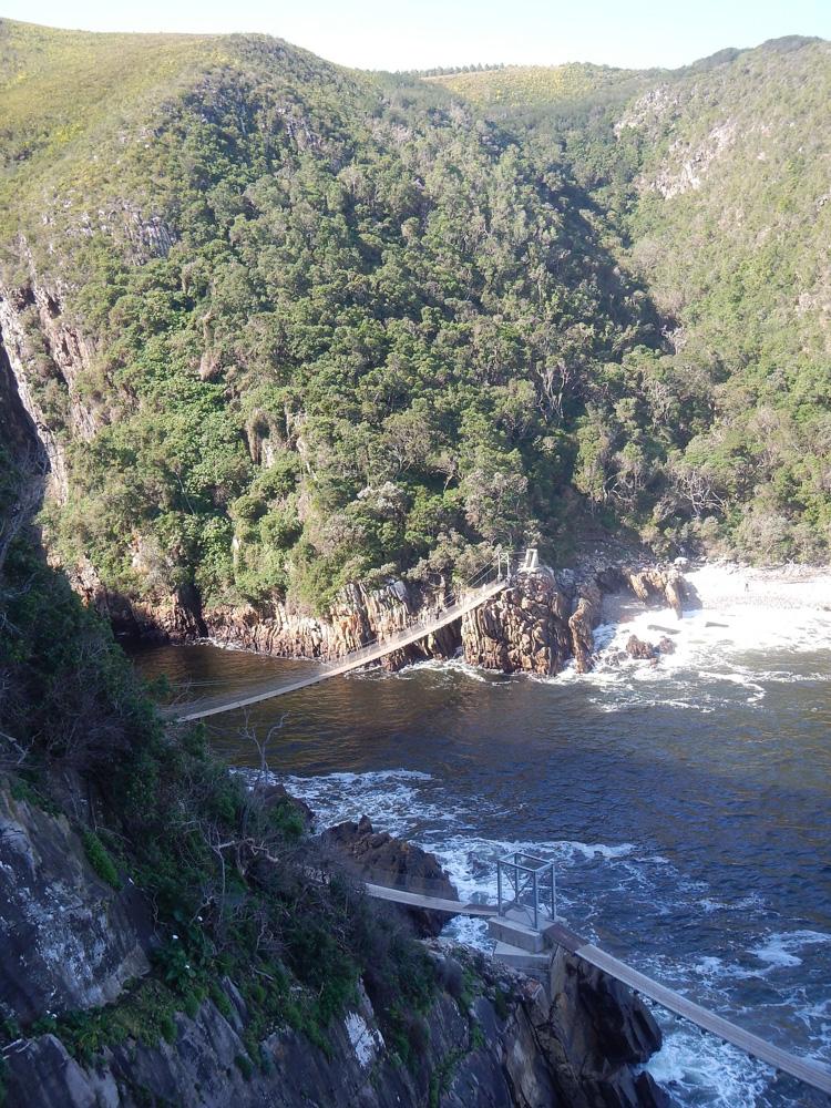 Parque Nacional Tsitsikamma