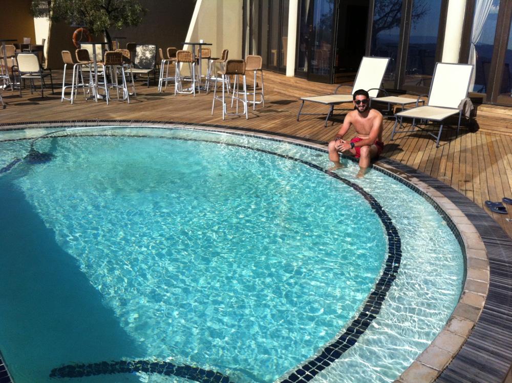 Maropeng Hotel