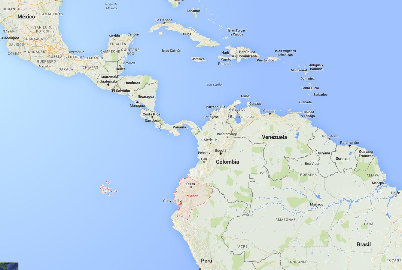 Información Ecuador