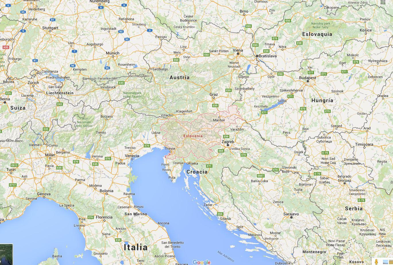 Información Eslovenia
