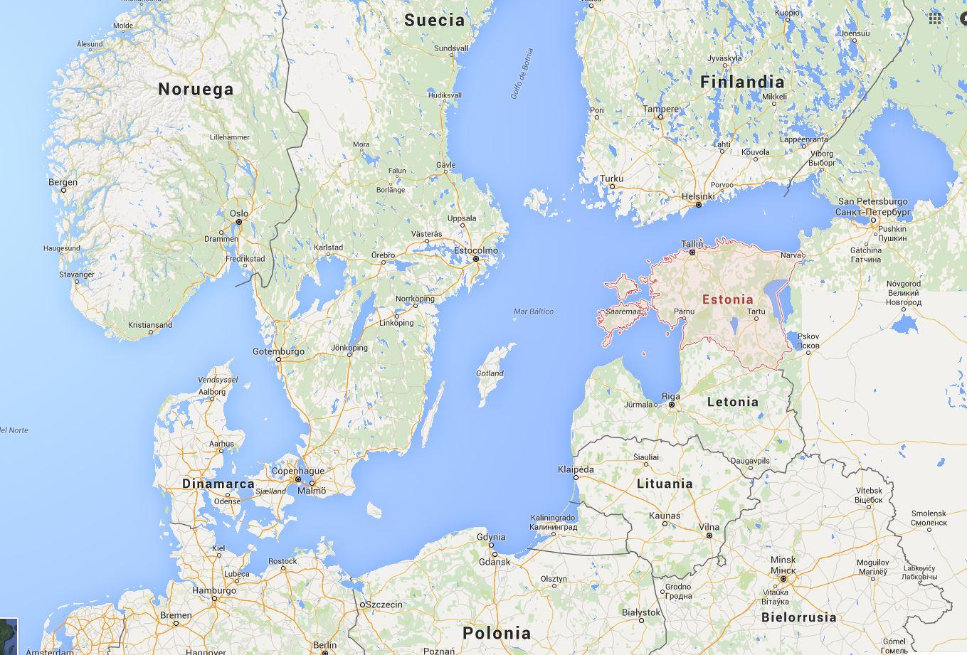 Información Estonia