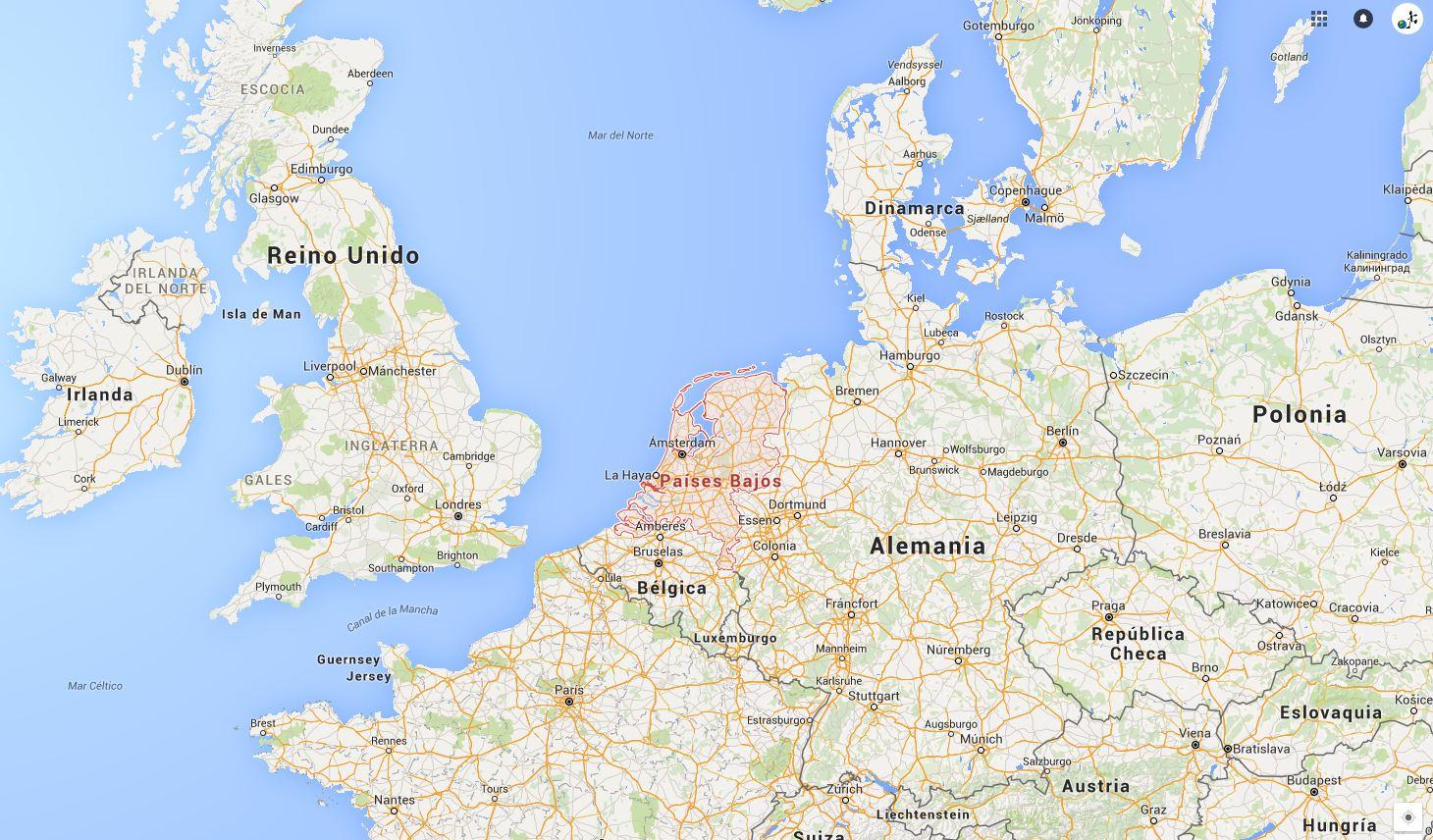 Información Holanda