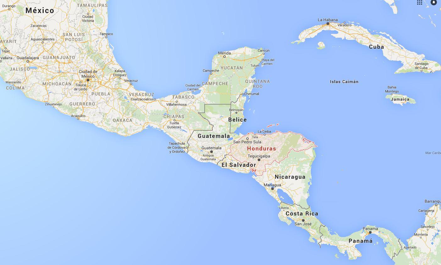 Información Honduras