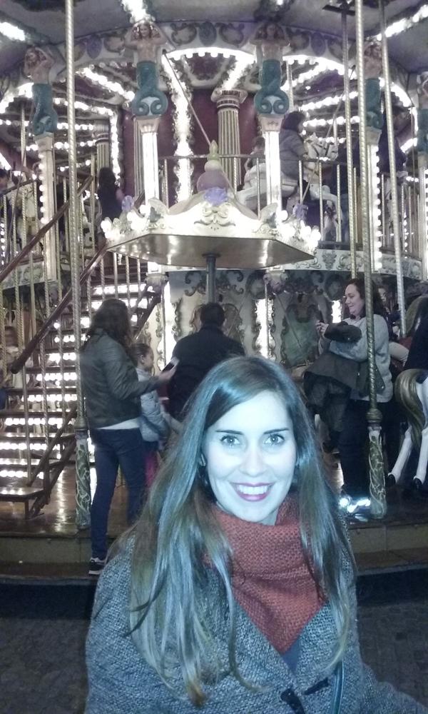 Tiovivo en Navidad, Sevilla