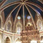 Interior de la Iglesia de San Pedro en Teruel